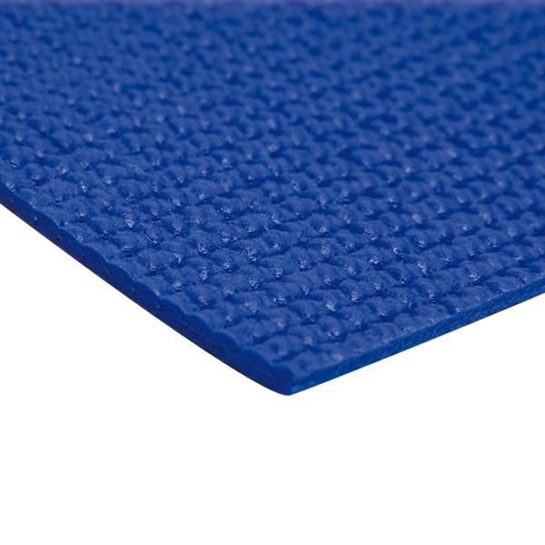 oxypharm tapis de yoga bleu anti d rapant. Black Bedroom Furniture Sets. Home Design Ideas